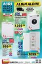 A101 06 - 12 Şubat 2020 Aldın Aldın Kampanya Broşürü! Sayfa 2