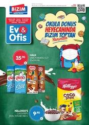 Bizim Toptan Market 04 - 17 Mart 2021 BKM Kampanya Broşürü!