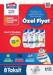 Bizim Toptan Market 24 Haziran - 07 Temmuz 2021 BKM Kampanya Broşürü!