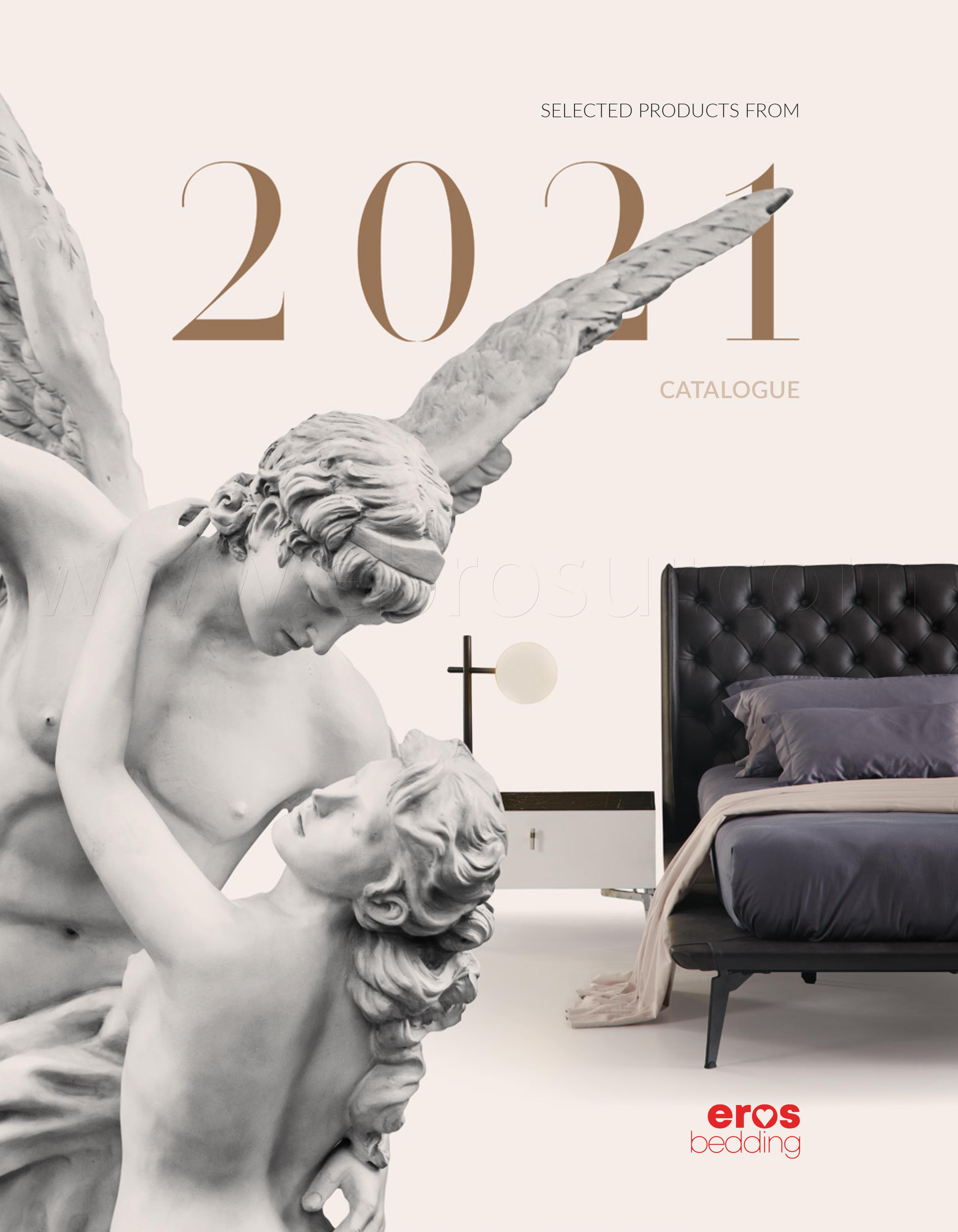 Saloni Mobilya 2021 Eros Yatakodası Kataloğu Sayfa 1